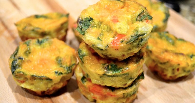"Healthy Egg ""Muffins"""